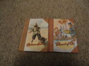 Wizard of OZ and Robinson Crusoe (Reduced)