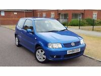 2000 Volkswagen Polo 1.4 SE 3dr **2 OWNERS+DRIVES GREAT+LONG MOT**