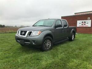 2016 NISSAN FRONTIER SV WITH ONLY 9500KM!