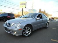 2007 MERCEDES BENZ C-280  4MATIC City of Toronto Toronto (GTA) Preview