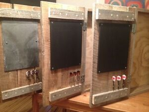 Dart Board Cabinets for sale Belleville Belleville Area image 2