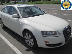 ETESTED and SAFETED  CLEAN 2006 AUDI A6 QUATTRO FULLY