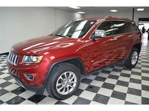 2014 Jeep Grand Cherokee Limited LTD 4X4 - REMOTE START**HEAT...