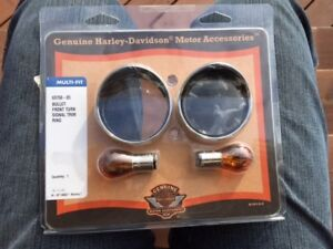 Harley : Front Turn Signal voir kit ( Flasher)