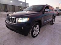 ** 2013 ** JEEP ** GRAND CHEROKEE ** OVERLAND ** 4WD ** LOW KM *