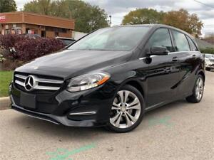 2015 Mercedes Benz B250-NAVI-PANO ROOF-BLINDSPOT-BACKUP CAM