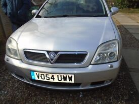 VAUXHALL VECTRA ESTATE SRI V6 3200CC RARE EXAMPLE. 2005 MODEL