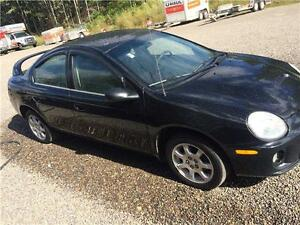 2005 Dodge Neon SX 2.0 Prince George British Columbia image 4