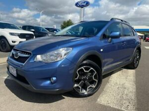 2014 Subaru XV G4X MY14 2.0i-L Lineartronic AWD Blue 6 Speed Constant Variable Wagon Kilmore Mitchell Area Preview