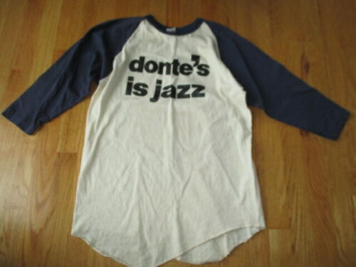 """Vintage Russell Label """"DONTE"""