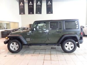 2015 Jeep Wrangler Unlimited Sport - 4x4, Bluetooth, CD Player,