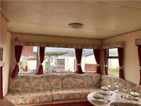 ❤️❤️2018 FEES ALREADY PAID WITH THIS STUNNING STARTER CARAVAN IN NORTHUMBERLAND LOW SITE FEES❤️❤️