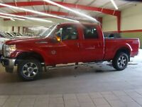2012 Ford F-350 <<<Lariat FX4 Diesel Leather Sunroof>>>
