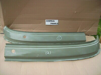 FORD TRANSIT MK1 MK2 1965 TO 1985 NEW FRONT WINDSCREEN LOWER SCUTTLE PANEL 2PCS