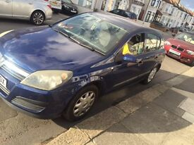 Vauxhall Astra 1.6ltr, 5 doors, good fuel average. well maintained powerful engine, long mot