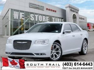 2016 Chrysler 300C Platinum, Sunroof, Leather, ONLY $195 B/W