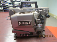 Standard 8mm Film and Stereo Music Projector (ELF)