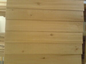 Bevelled Clapboard Siding for Sale