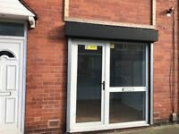 Shop for rent Beckett Rd, Doncaster. Excellent position. Optional large rear unit/workshop available