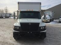 2014 International Terrastar SFA 4x2, Used Dry Van