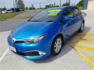 2016 Toyota Corolla ZRE182R MY15 Ascent Sport Blue 7 Speed CVT Auto Sequential Hatchback Cleveland Redland Area Preview