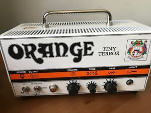 Orange Tiny Terror Amplifier Head (Final Price Drop)