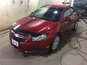 2012 Chevrolet Cruze Eco 1.4L, 4 CYL, TURBO, Automatic