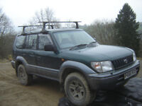 Diesel Land Cruiser,LWB ,6 months MOT.160,000 miles, in good condition,any trial
