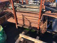 Scaffold tower scaffolding