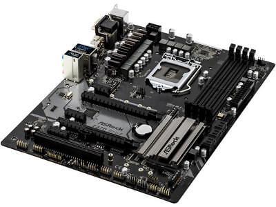 ASRock Z370 Pro4 LGA 1151 (300 Series) Intel Z370 HDMI SATA 6Gb/s USB 3.1 ATX In