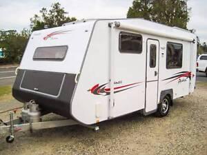 2014 A'van Frances, Full Ensuite, Double Bed, Aircon Coffs Harbour Coffs Harbour City Preview