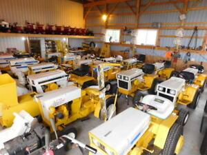 Online only Auction, Cub Cadet Garden Tractors  - Nov 25 to 28