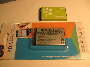 BlackBerry C-X2 Style battery for 8830, 8820, 8800, Curve 8350i West Island Greater Montréal image 1