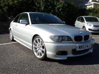 2003 (53) BMW 318CI SPORT M SPORT COUPE +++FULL SERVICE HISTORY+++