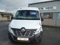 2017 Renault Master LM35 BUSINESS 2.3 DCI LWB