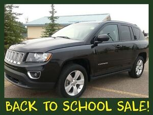 2016 Jeep Compass High Altitude ** LEATHER ~ SUNROOF **