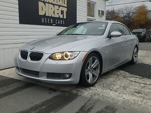 2008 BMW 3 Series COUPE 335i RWD 6 SPEED 3.0 L
