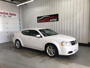 2013 Dodge Avenger SXT Plus HEATED SEATS REMOTE START BLUETOOTH
