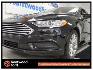 2017 Ford Fusion SE with a sunroof and power drivers seat AND ba