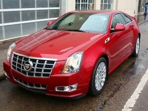 2012 Cadillac CTS AWD COUPE PREMIUM LOADED FINANCE AVAILABLE