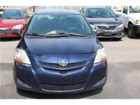 2007 Toyota YARIS SEDAN AUTO EXCELLENT CONDITION