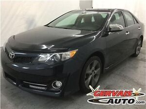 Toyota Camry SE Navigation Cuir/Tissus MAGS 2014