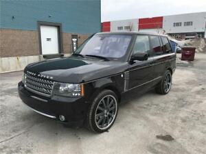 Land Rover Range Rover  Autobiography Supercharged 2011