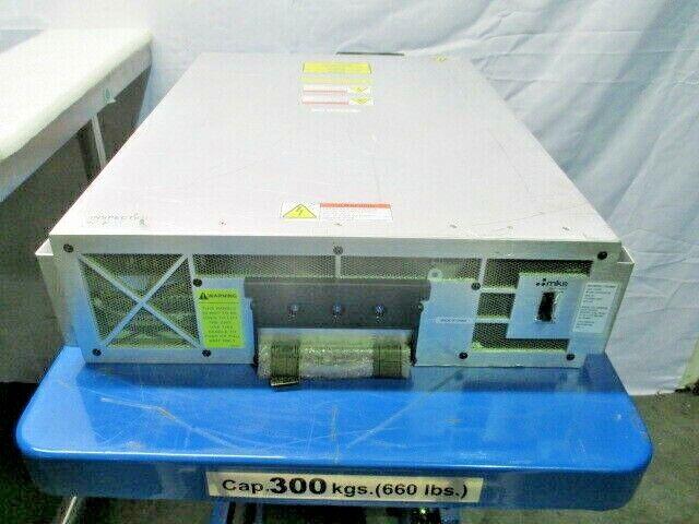 MKS LVG3527A-16011 RF Generator, 660-072826-660, 27 MHz, 453581