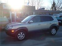 2005 Hyundai Tucson GL, LIKE NEW!! ONLY 122 000KMS!!