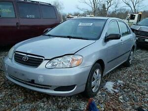PARTING OUT !!!!!!!!!!!!2006 TOYOTA COROLLA CE