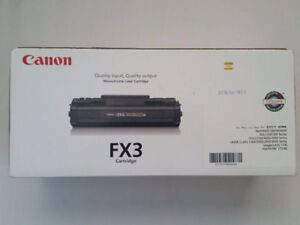 Canon FX3 Laser Ink Cartridge