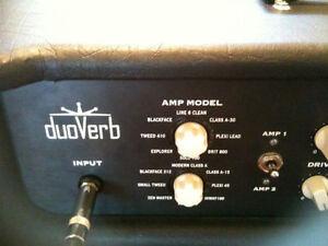 DuoVerb for Fender Blues Junior Fender Deville Traynor YBA Belleville Belleville Area image 2