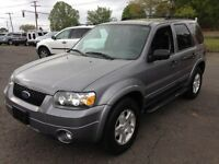 2007 Ford Escape XLT SUV, Crossover - LOW KM!!!