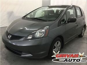 Honda Fit DX-A A/C Automatique 2011